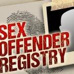 Sex Offenders Registration Exemption Order Victoria